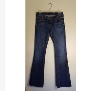 COH Citizens Of Humanity Jeans Size 26 EUC